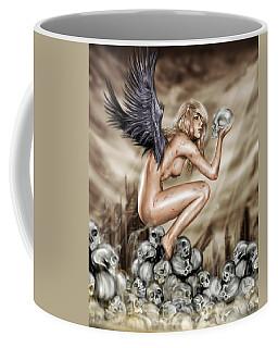 Lifting The Veil Coffee Mug