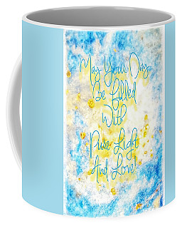 Light And Love Coffee Mug