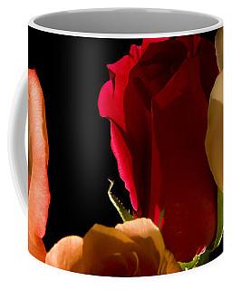 Light And Roses Coffee Mug