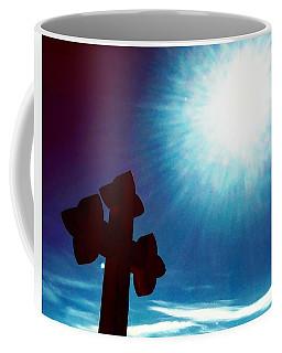 Light And Shadow Clash Coffee Mug