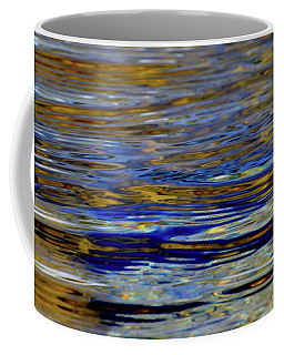 Light And Water  Coffee Mug by Lyle Crump