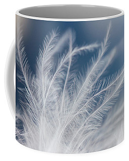 Light As A Feather Coffee Mug by Yvette Van Teeffelen