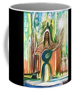Light And The Awakening  Coffee Mug