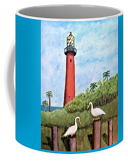 Light Beacon Coffee Mug