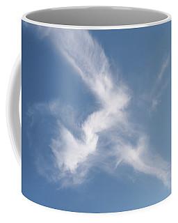 Coffee Mug featuring the photograph Light-bearing Essence by Jenny Rainbow