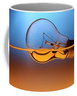 Light Bulb In Water Coffee Mug