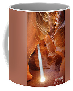 Light In Antelope Canyon Coffee Mug