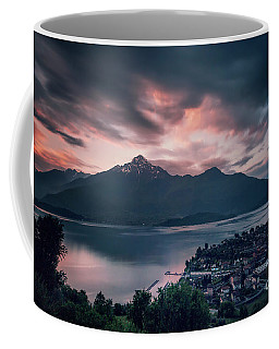 Light Into Darkness Coffee Mug