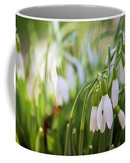 Light Is On Its Way Coffee Mug