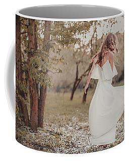 Light Life In Spring Coffee Mug