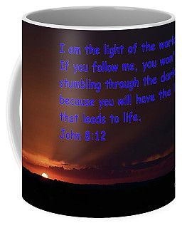 Light Of Life Coffee Mug