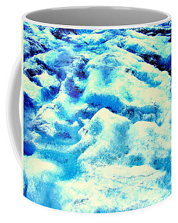 Light On Glacier Coffee Mug