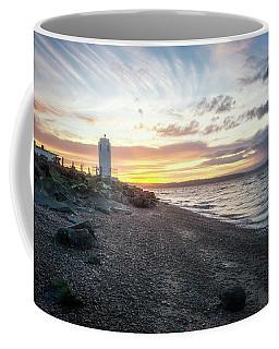 Light On Puget Sound Coffee Mug