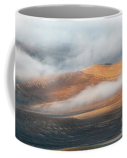 Light On The Hills Coffee Mug