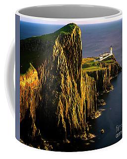 Light On The Rock Coffee Mug