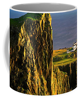 Light On The Rock Coffee Mug