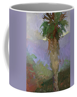 Light On Yonder Hill  Coffee Mug