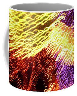 Light Painting Two Coffee Mug