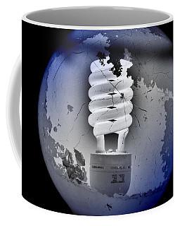 Light Planet Coffee Mug by Beto Machado