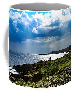 Light Streams On Kauai Coffee Mug