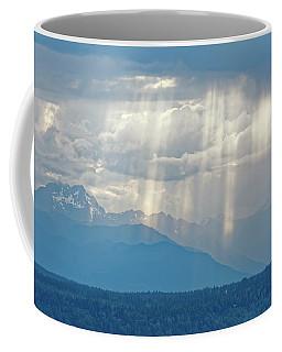 Light Through Clouds Coffee Mug