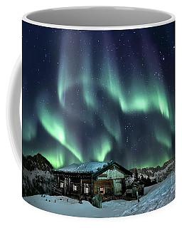 Light Through The Night Coffee Mug