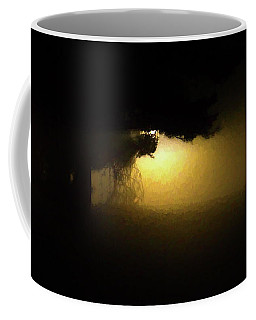 Light Through The Tree Coffee Mug