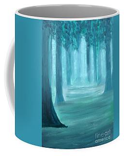 Light Through The Trees Coffee Mug