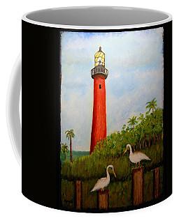 Light Tower Coffee Mug