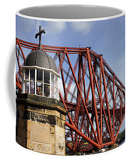 Coffee Mug featuring the photograph Light Tower by Jeremy Lavender Photography