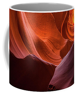 Light Tunnel - Antelope Lower Coffee Mug