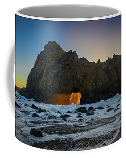 Light Tunnel Coffee Mug