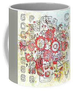 Light United Faith Coffee Mug