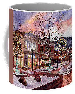 Light Up Heaven And Earth Coffee Mug