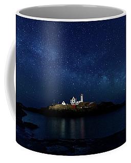Light Up Nubble Lighthouse Coffee Mug