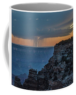 Coffee Mug featuring the photograph Light Up The Sky by Gaelyn Olmsted