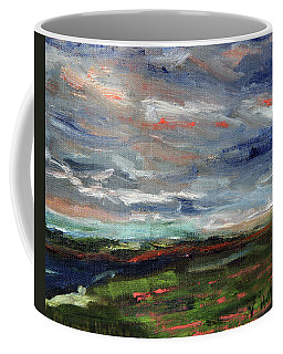 Light Upon The Marsh Coffee Mug