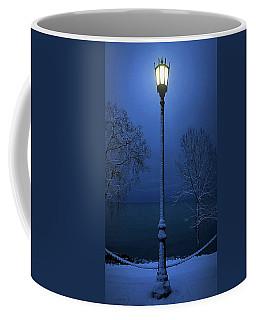 Light Winter Blue Coffee Mug