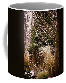 Light Winter Snow Coffee Mug by Mick Anderson