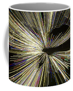 Lighted Tree Burst Coffee Mug