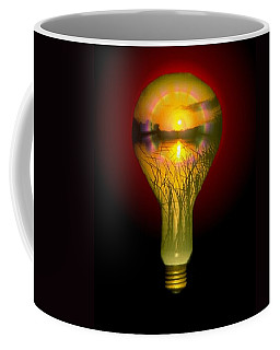 Lighthearted Sunset Coffee Mug by Tim Allen