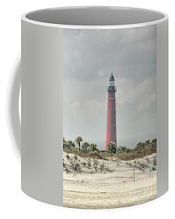Lighthouse At Ponce Inlet Coffee Mug