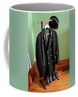 Lighthouse Keeper Uniform Coffee Mug