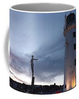Lighthouse Lady 2 Coffee Mug