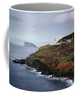 Lighthouse Ponta Das Contendas  Coffee Mug
