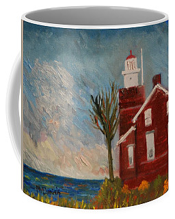 Big Bay Lighthouse  Coffee Mug
