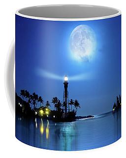 Lighting The Lighthouse Coffee Mug
