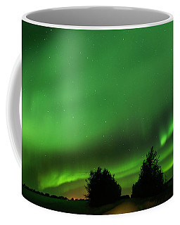 Lighting The Way Home Coffee Mug
