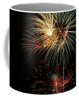 Lighting Up The Night Coffee Mug