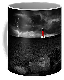 Lightning House Coffee Mug
